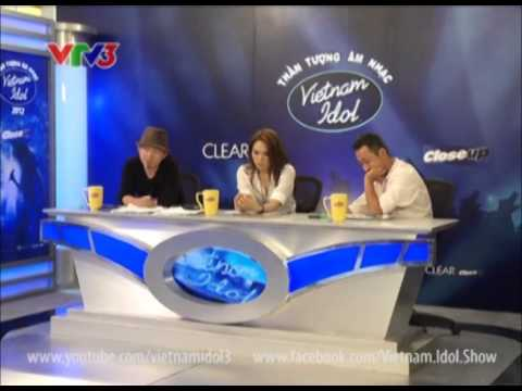 Vietnam Idol 2012 - Vòng Audition tại Hà Nội - phần 5/5