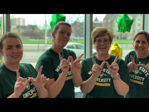 Warriors HERE For You - Student Service Center - Wayne State University