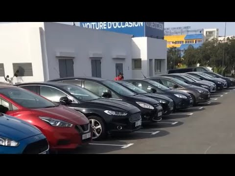 Auto Hall: prix voiture d'occasion - YouTube