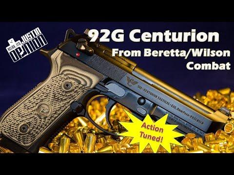 *NEW* Beretta/Wilson Combat 92G Centurion Tactical