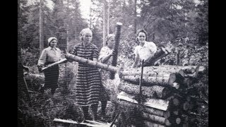 Finland 100 år: Kvinnor och barn på hemmafronten