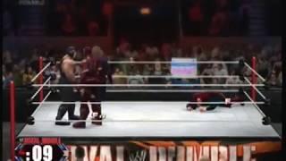 WWE 2k14 MARVEL Vs DC 40 Man Royal Rumble SHOCKING ENDING