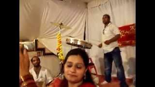 Download Hindi Video Songs - Deewana Radhe ka Murli wala Shyam khajrana ganesh mandir indore { कु. क्षमा साद } 09302138891