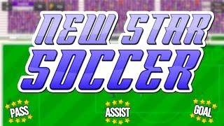 NEW STAR SOCCER - EPISODE #1