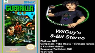 Guerrilla war (nes) soundtrack - 8bitstereo