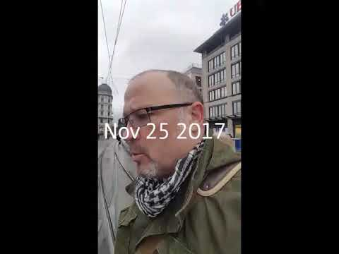 Zurich Video Journal Nov 25 2017