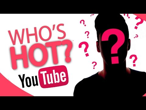 Thumbnail: WHO'S THE HOTTEST ON YOUTUBE? (Science)