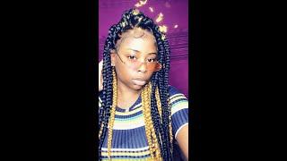 Who want this jumbo boho braided wig?   Ft. Luvme Hair