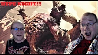 Nergigante! Monster Huntert World 3rd Beta Livestream! Come Hang out and Chill!