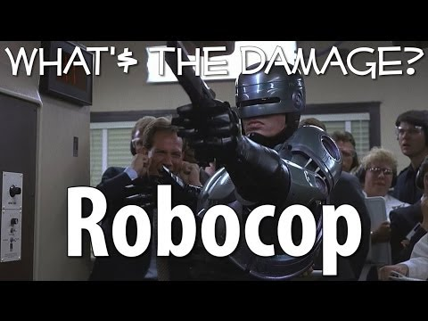 Robocop  Whats The Damage?