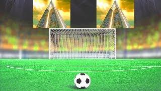 """Игра: """"Две пирамиды"""" (НЕРЕАЛЬНО ТОЧНЫЕ УДАРЫ - СМОТРИТЕ САМИ КАК НАТРЕНИРОВАТЬ)"""