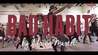 "Adrian Marcel ""BAD HABIT"" Choreography by Duc Anh Tran @DukiOfficial @AdrianMarcel510"