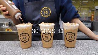 ENG) cafe 30 mins ❤️| 30분 모아보기…
