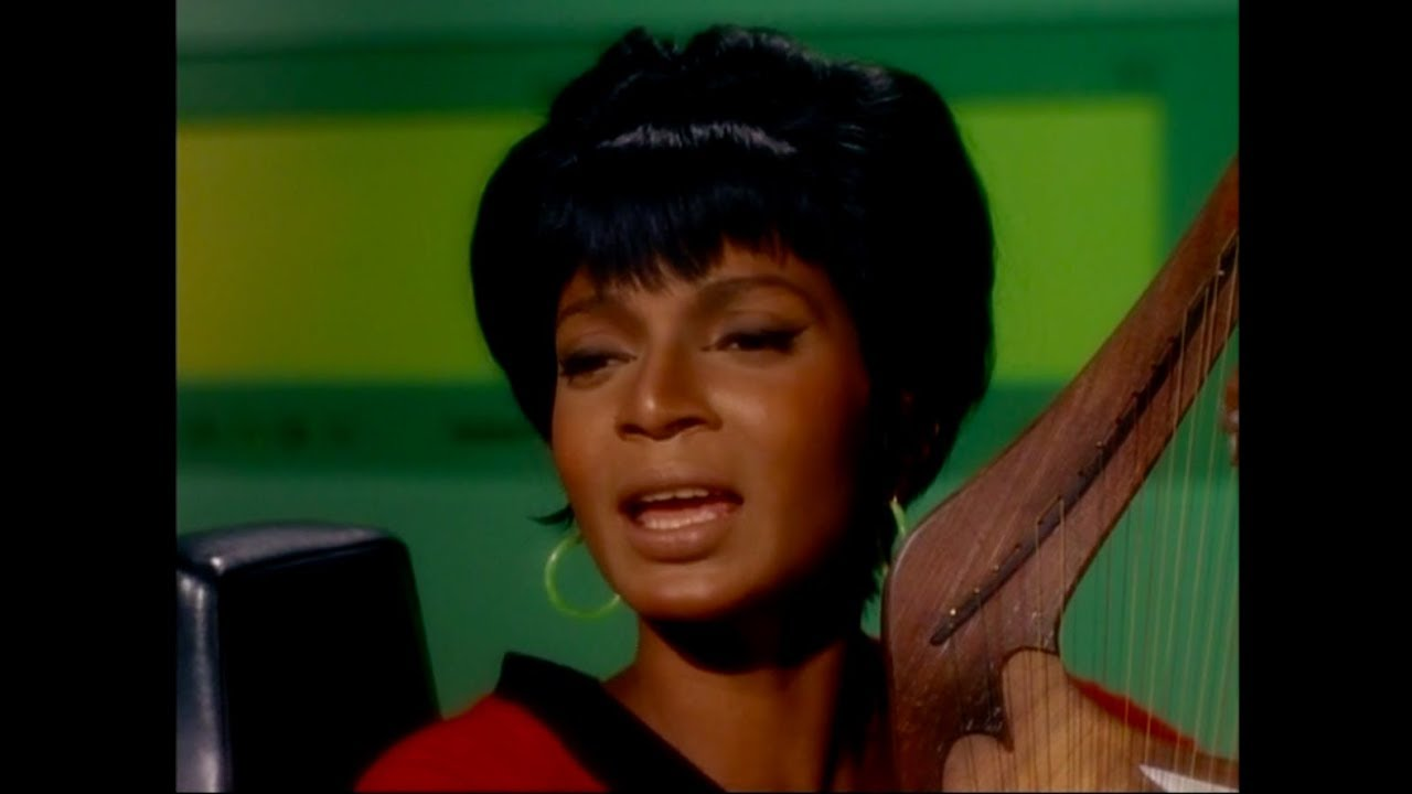 When Uhura Sings That Song, Stuff Happens   Star Trek   20/20