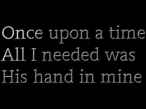 Bare: Once upon a time (lyrics)