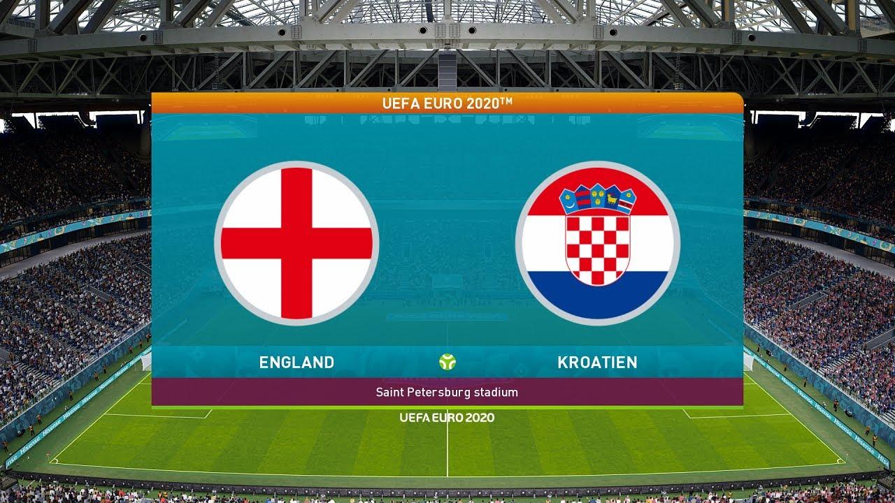 England Gruppe Em
