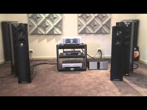 Boulder 2120 DAC / Streamer on demo at Absolute Hi End