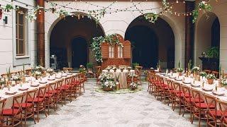 «Итальянские провинции» – свадебный клип