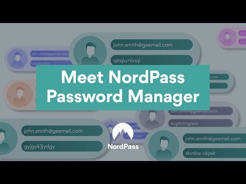 NordVPN launches NordPass as password protection market heats up