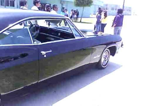 San Ysidro Middle School's 3rd annual Car Show