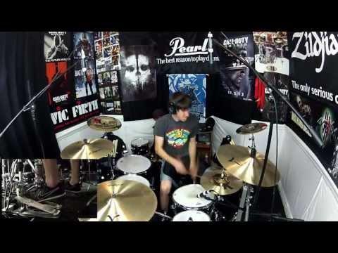 Black Label Society  Stillborn  Drum
