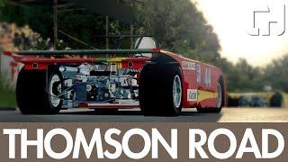 Thomson Road Grand Prix - Assetto Corsa Mod Track [Review]