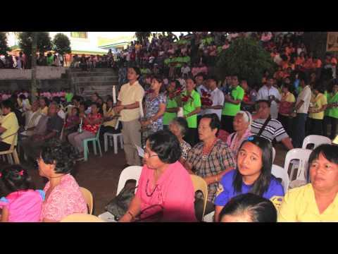 The Mabaca Balbalan Choir singing GLORIA