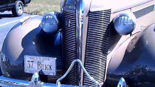 1937 Buick Business Coupe Cafe au Lait