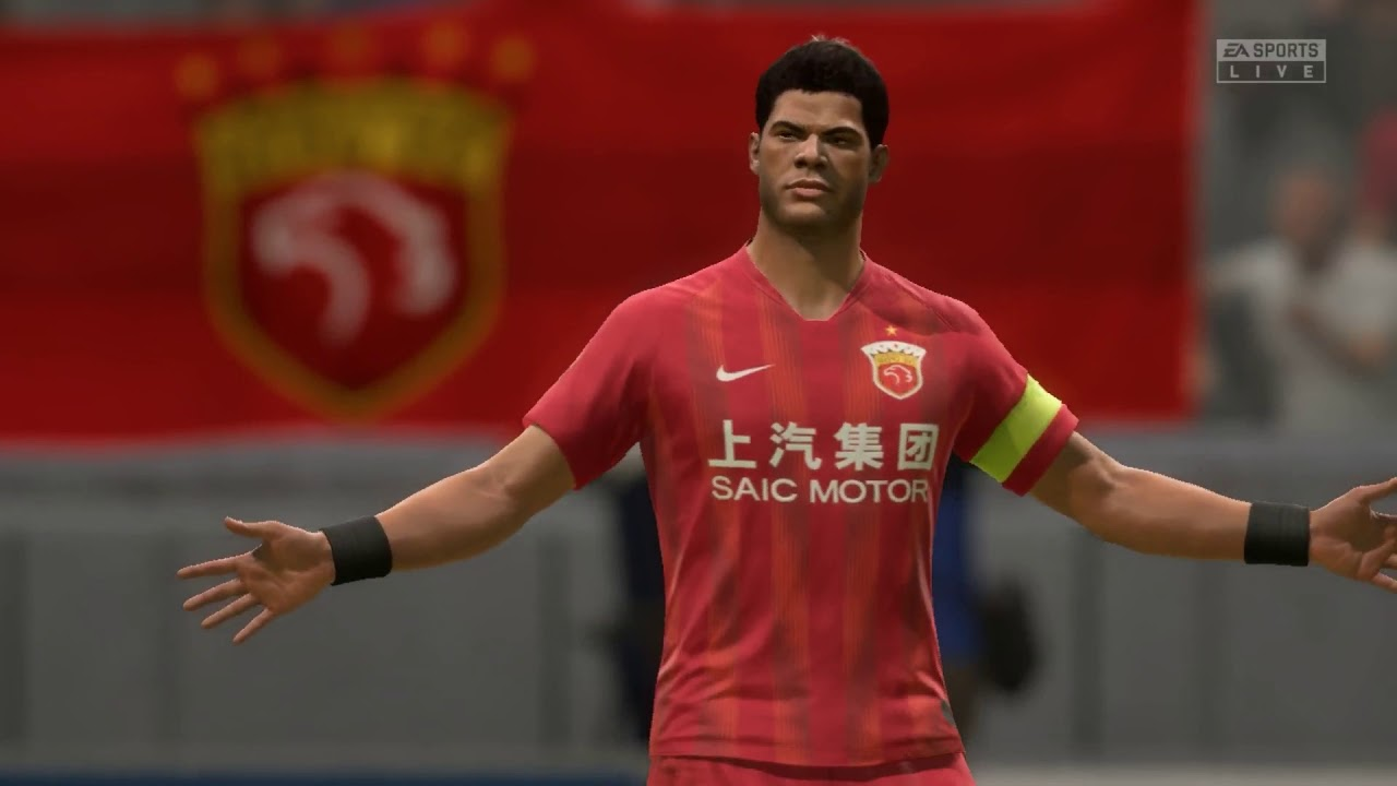【Youtube視頻PC錄製】Origin高級會員《FIFA 20》【中國隊和上海上港】西班牙甲級足球聯賽 第一戰 5 - YouTube