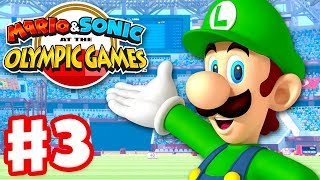 Mario & Sonic at the Olympic Games Tokyo 2020 - Gameplay Walkthrough Part 3 - Story Mode!