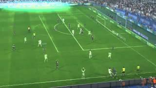 PES 2013+jenkey1002 Gameplay + Matt10 Edits Barcelona vs Real Madrid