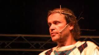 Olaf Schubert - Krippenspiel Monolog Live in Chemnitz 01.12.2017