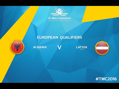 CS:GO - Albania vs. Latvia [Cache] - TWC 2016