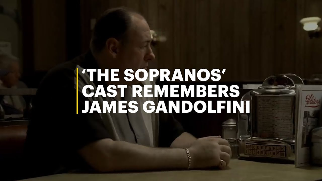 'The Sopranos' Cast Remembers James Gandolfini