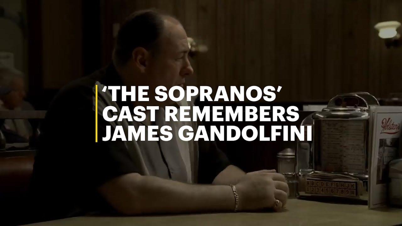 'The Sopranos' Cast Remembers James Gandolfini