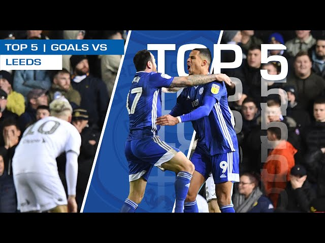 TOP 5 | GOALS vs LEEDS