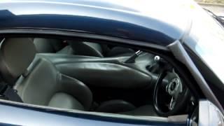TVR CERBERA 4.2L V8 COUPE 03-97 BLUE