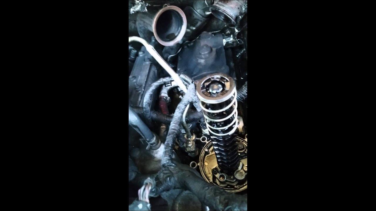 6 0 Oil Leak Filter Base