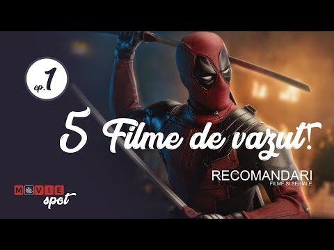 5 FILME 2018 pe care trebuie sa le vezi - Movie Spot Episodul.1