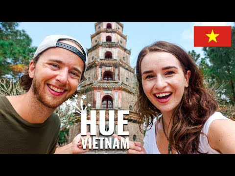 The Perfect Day in HUE, VIETNAM