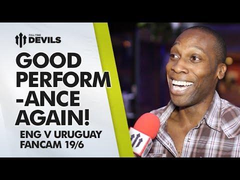 Good Performance Again! | England 1 Uruguay 2 | World Cup Brazil 2014