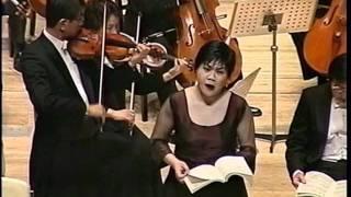 J.S.Bach:Matthäus-Passion  BWV.244-39 Erbarme dich Makiko Narumi