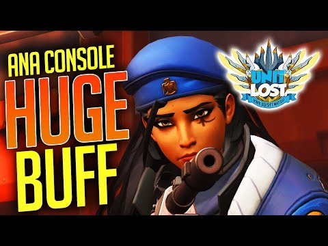 Overwatch -  HUGE Console Ana Buff! DON'T Be This Guy! Overwatch WINS Awards!