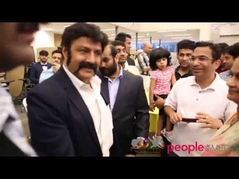 Balayya FundRaising Event in Seattle