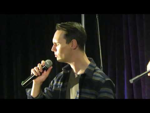 Cory Michael Smith singing