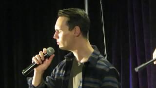 Cory Michael Smith singing