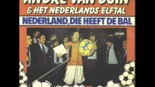 Andre van Duin - Nederland, die heeft de bal