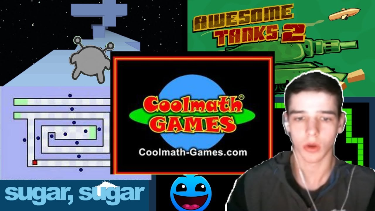 Playing Cool Math Games Childhood 100 Youtube