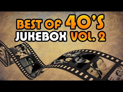 Best of 40's Bollywood Songs - Jukebox 2 - Superhit Black And White Songs [HD]