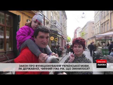 НТА - Незалежне телевізійне агентство: Закон про функціонування української мови: що змінилося?